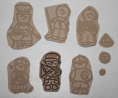 rubberstamps